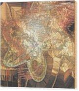 Gizela Wood Print