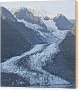 Glacier Bay Alaska 2 Wood Print