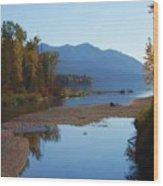 Glacier Park 11 Wood Print