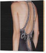 Glamour Wood Print
