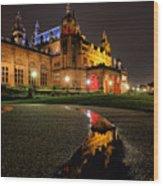 Glasgow Kelvingrove Art Gallery Wood Print