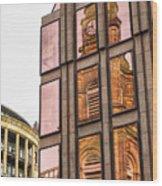 Glasgow St Georges Tron Parish Church Wood Print