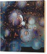 Glass Bubbles 1 Wood Print