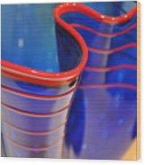 Glassworks 1 Wood Print