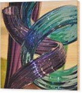 Glassworks 2 Wood Print