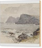 Glen Head Wood Print