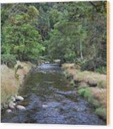 Glendasan River. Wood Print