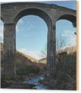 Glenfinnan Viaduct Wood Print