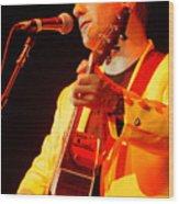 Glenn Frey-1009 Wood Print