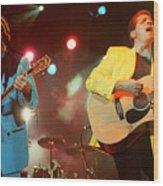 Glenn Frey Joe Walsh-1023 Wood Print