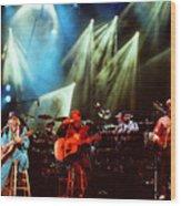 Glenn Frey Joe Walsh-1039 Wood Print