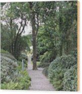 Glenveagh Castle Gardens 4305 Wood Print