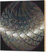 Globulus Wood Print
