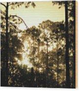 Glorious Dawn Wood Print