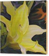 Glory II Wood Print