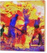 Glory Of Gettysburg Wood Print