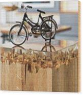 Glossy Coffee Table Wood Print