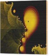 Glow Worm Wood Print