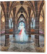 God Hears Our Prayers Wood Print