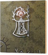 Goddess Of Fertility Wood Print