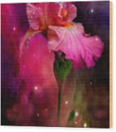 Goddess Of The Divine Wood Print