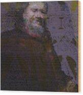 Goerge Bahgory Wood Print