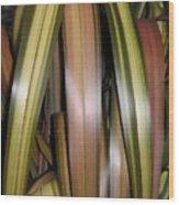 Going Native Wood Print