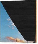 Gojunoto-the Five-storied Pagoda Wood Print