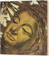 Virtues Of The Buddha Wood Print