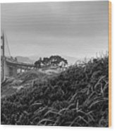 Golden Gate From Godfrey Wood Print