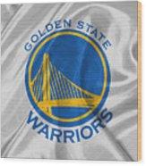Golden State Warriors Wood Print