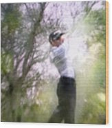Golf Trophee Hassan II In Royal Golf Dar Es Salam Morocco 05 Wood Print
