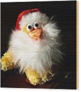 Good Chicken Wood Print