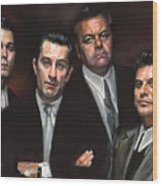 Goodfellas Wood Print