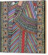 Gopi Wood Print