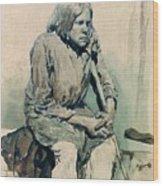 Gorbun2 1881 Ilya Repin Wood Print