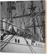Gorch Fock ... Wood Print