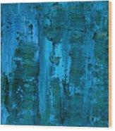 Gorge Wood Print
