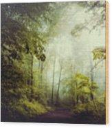 Gorgeous Woods Wood Print