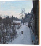 Gorski Kotar  Wood Print