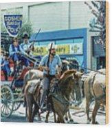 Goshen Parade 1980-3 Wood Print
