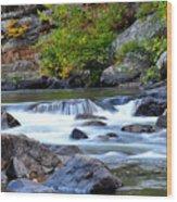 Goshen Pass Wood Print