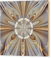 Gossamer Wood Print