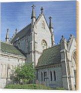 Gothic Chapel, Indianapolis, Indiana Wood Print