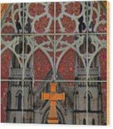 Gothic Church 2 Wood Print