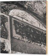 Gothica Wood Print