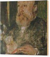 Gottfried Keller Wood Print
