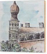 Gottweig Abbey, Austria Wood Print