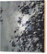 Gouache  Wood Print