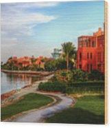 Gouna, Hurghada, Egypt  Wood Print